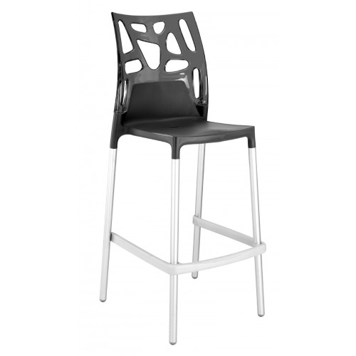 Plastic bar stool EGO ROCK BAR