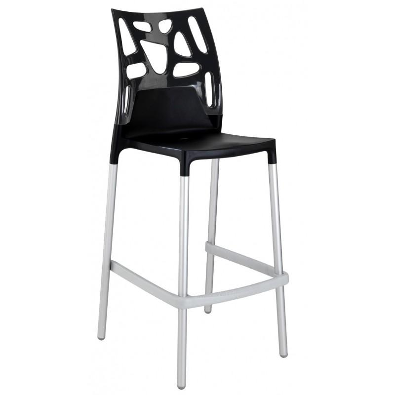 Plastová barová stolička EGO ROCK BAR