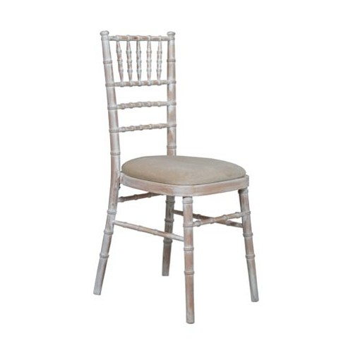 Wooden banquet chair CHIVARY K