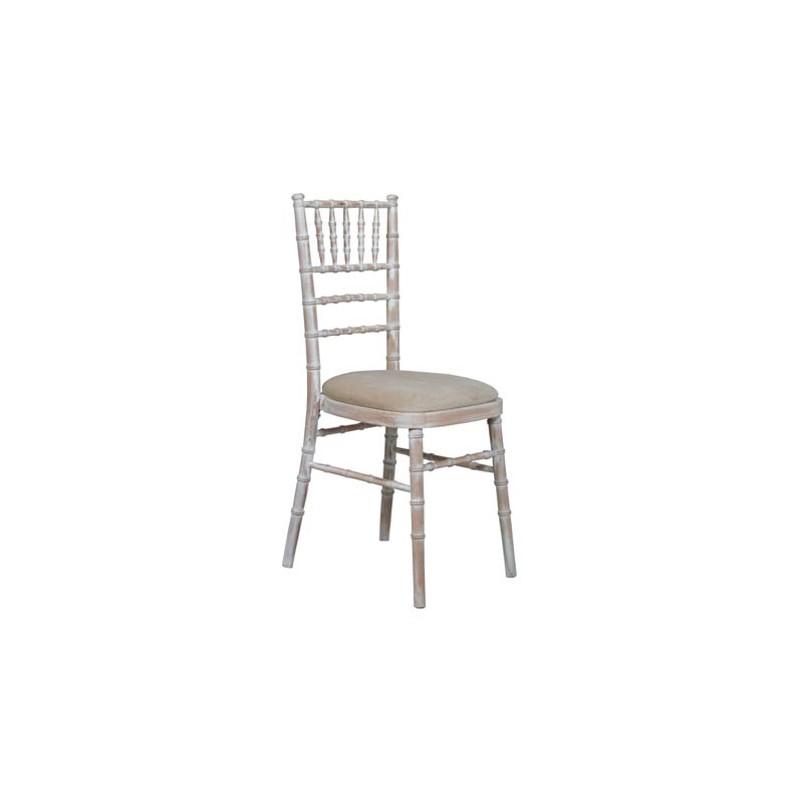 Fa bankett szék CHIVARY K