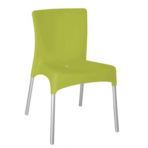 Plastová stolička MOON