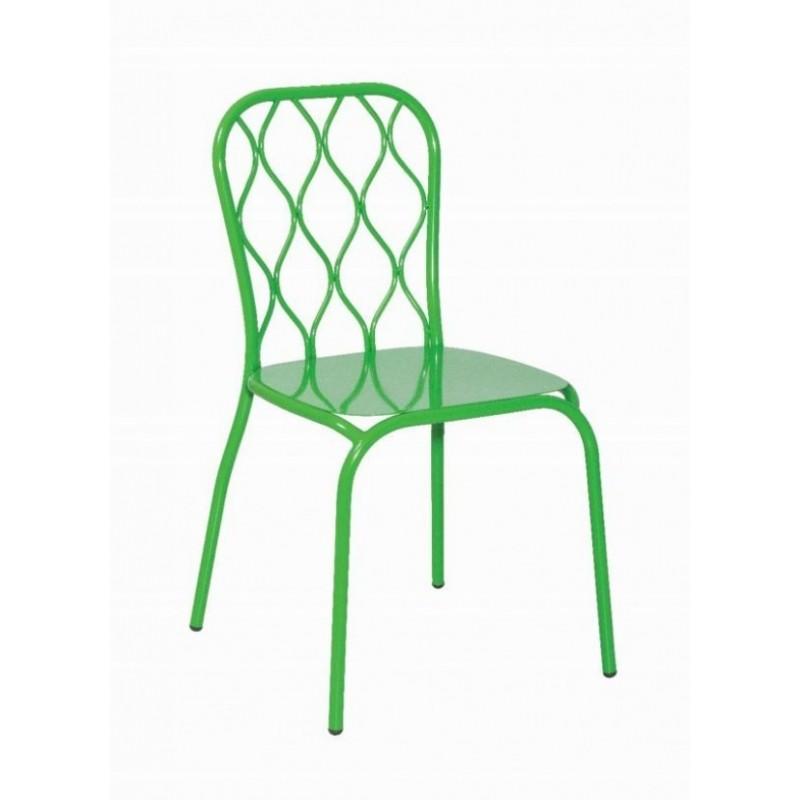 Kovová stolička INDUA
