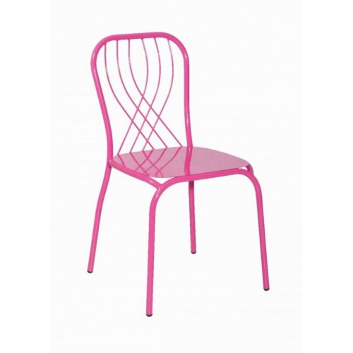 Kovová stolička TALIA