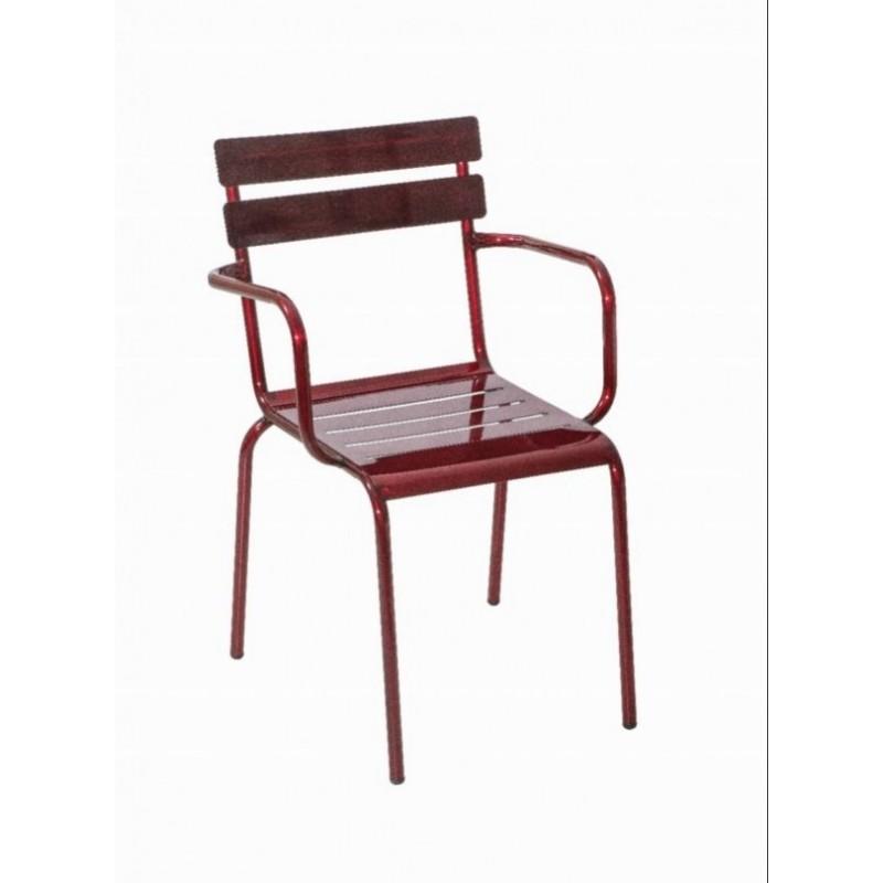 Kovová stolička MARSEILLE/P