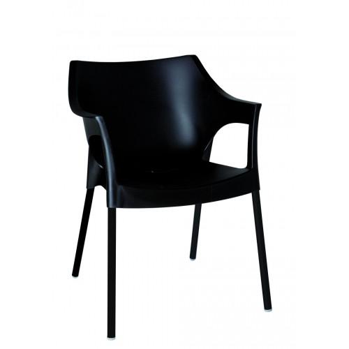Műanyag szék POLE DELUXE