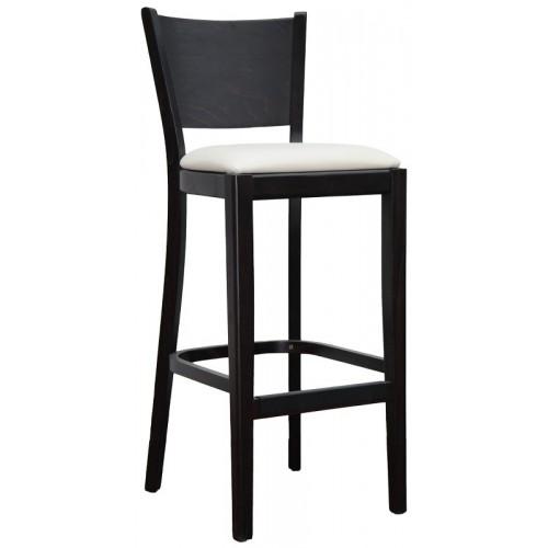 Wooden bar stool ELIZA/B