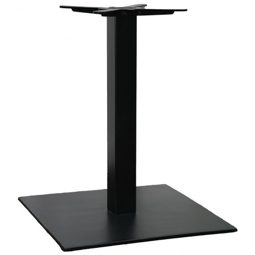 Cast iron table base - big flat