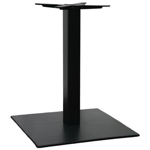 Öntött asztalláb - nagy lapos