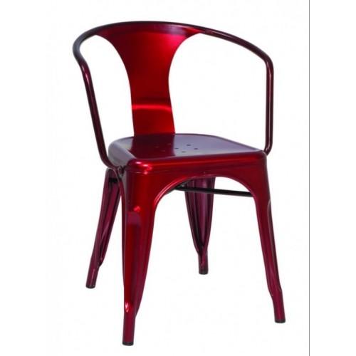 Kovová stolička DOLIX/P