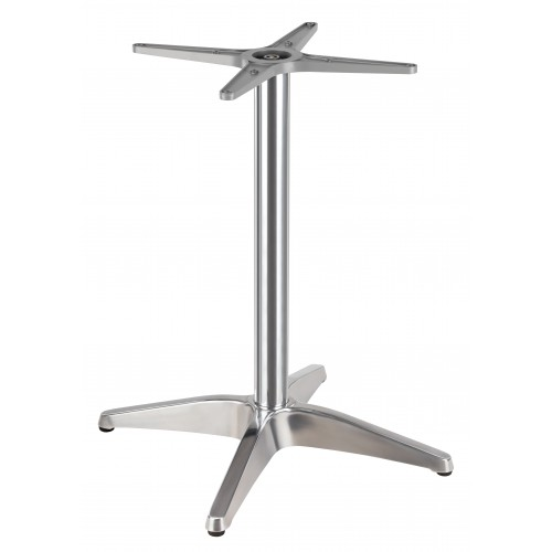 Aluminum table base 4
