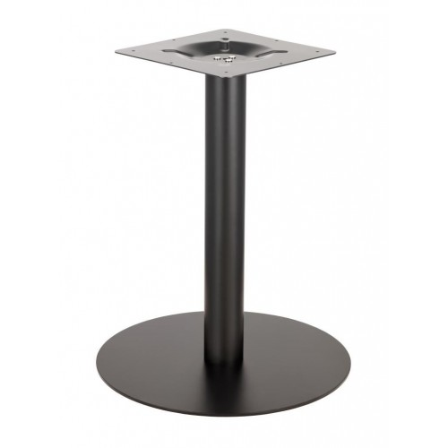 Cast iron table base - flat