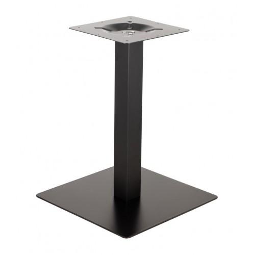 Öntött asztalláb - lapos