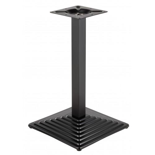Steel table base