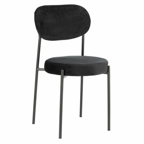 Upholstered chair Kamila
