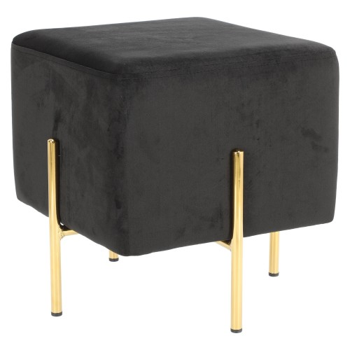 Upholstered pouf Letty