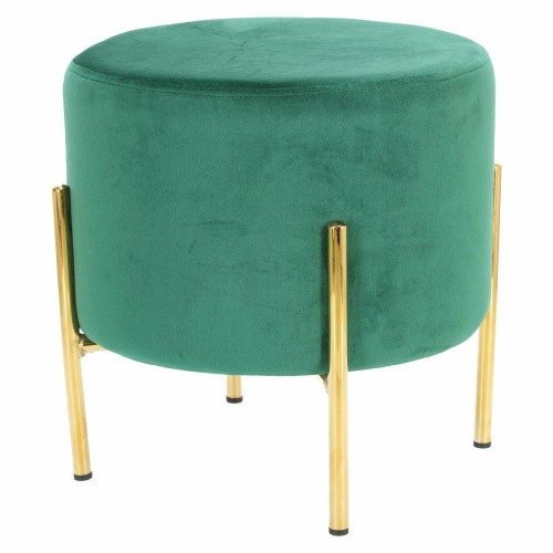 Upholstered pouf Lucy