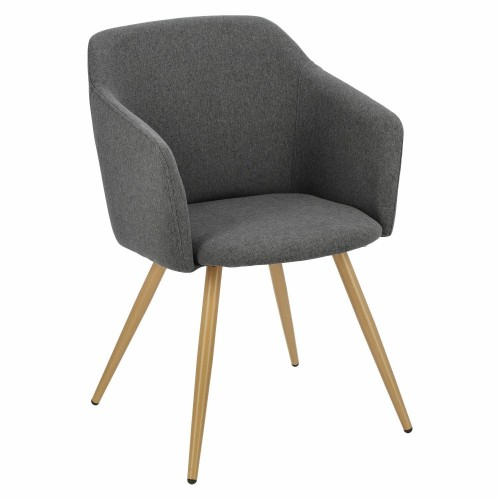 Upholstered chair Molo