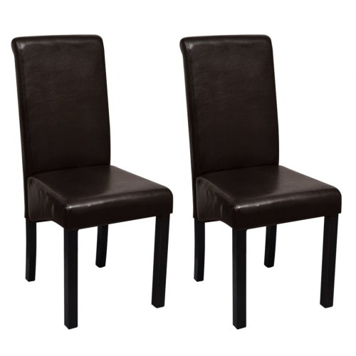 Dining chairs 2 pcs 1724