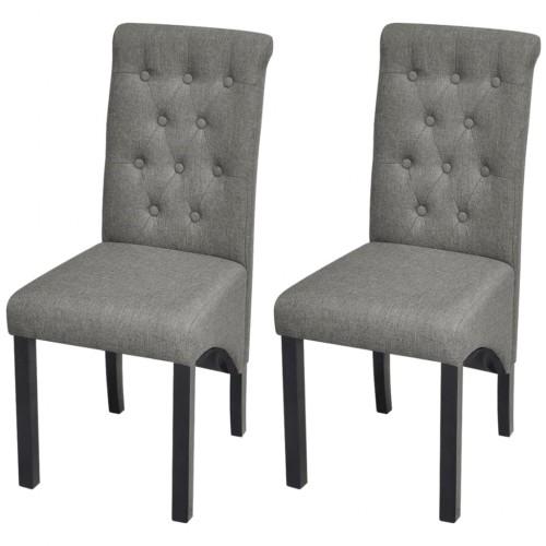 Jedálenské stoličky 2 ks 2222