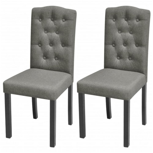 Dining chairs 2 pcs 2223