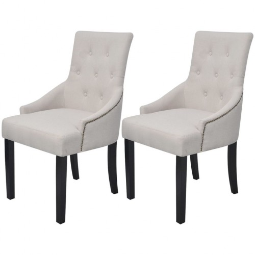 Dining chairs 2 pcs 2402