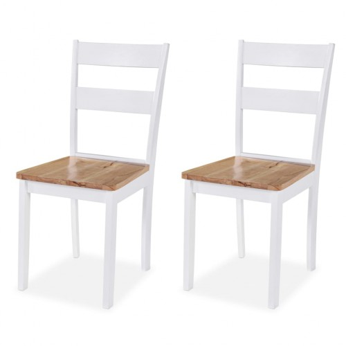Dining chairs 2 pcs 5368