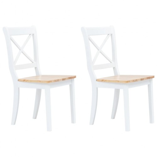 Dining chairs 2 pcs 7358