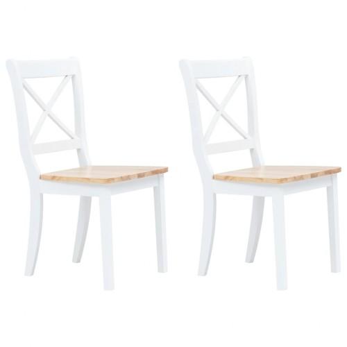 Jedálenské stoličky 2 ks 7358