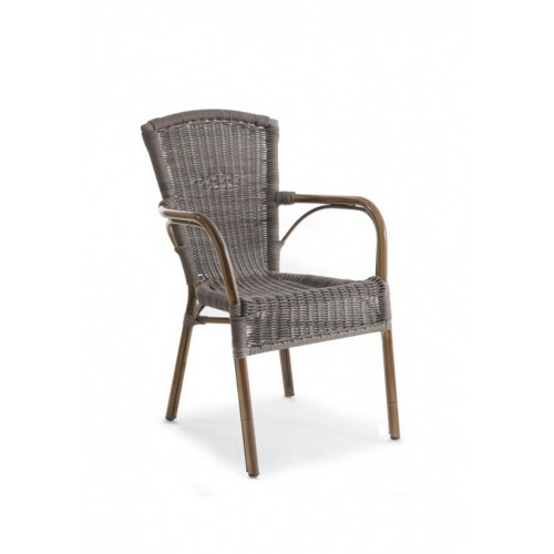 Aluminum outdoor chair ROYAL1