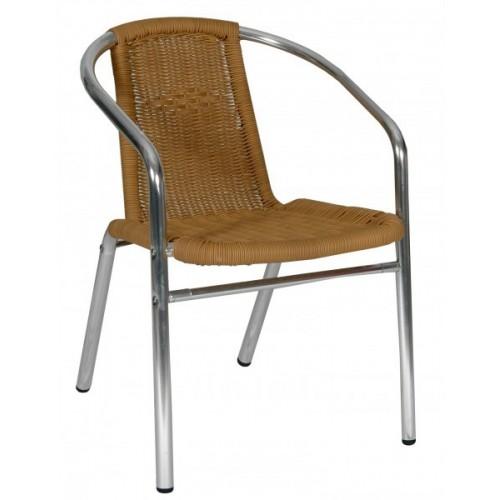 Záhradná stolička LEA