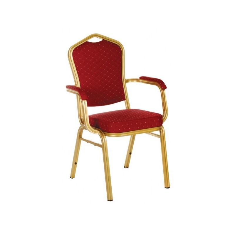 Banketová hliníková stolička BEATRIX2 4006A