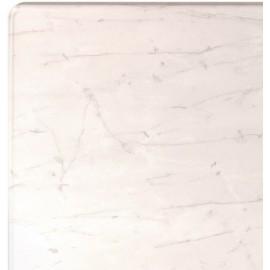 Asztallap Topalit WHITE MRAMOR