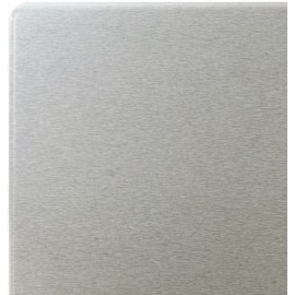 Asztallap Topalit Brushed Silver