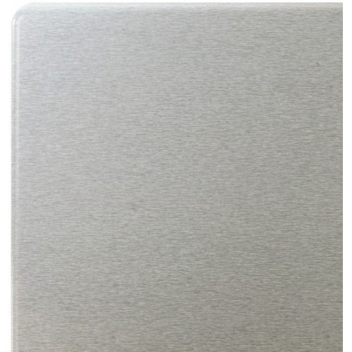 Table top Topalit Brushed Silver