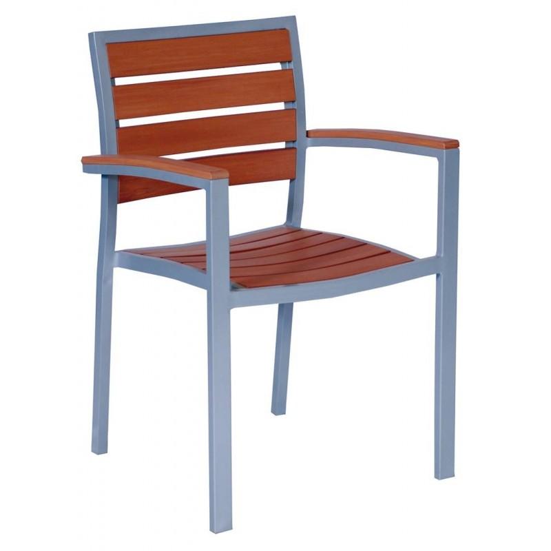 Hliníková stolička FIONA