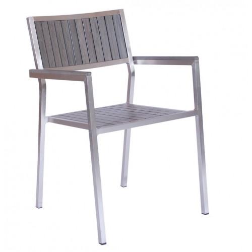 Hliníková stolička VEGAS/P+