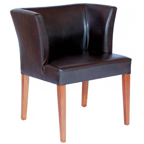 Upholstered armchair Judy