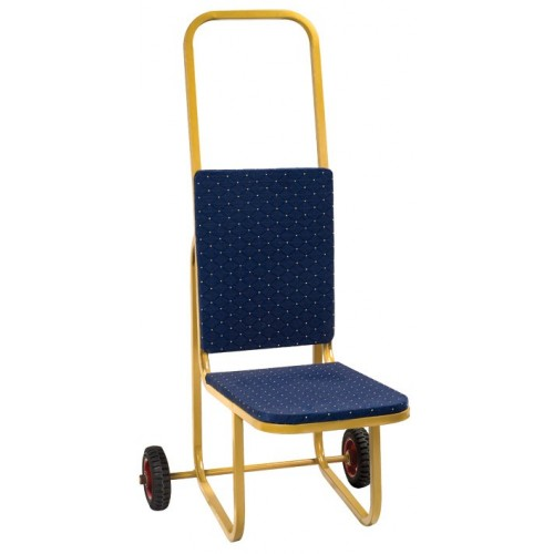 Trolley for banguet chairs