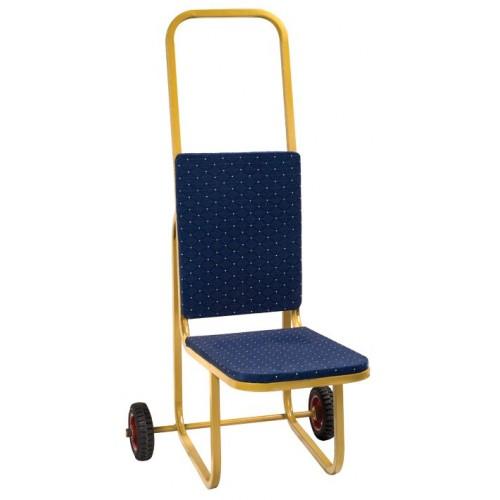 Vozík na prepravu stoličiek